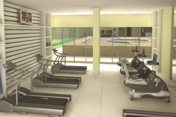 07 - Sala Fitness PB