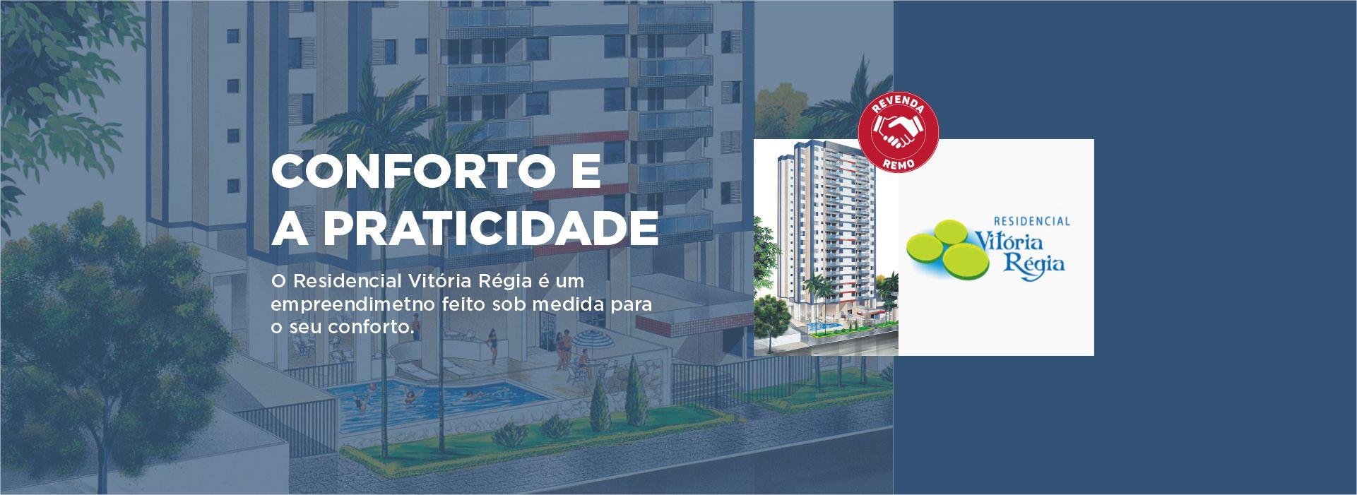 Banners Vitória Régia – Home Slider